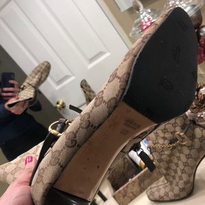 Gucci Shoes - Great condition I used only for special occasion.